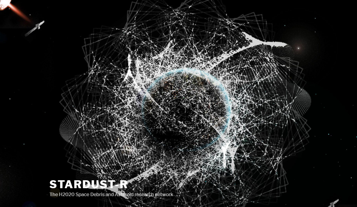 STARDUST-R The H2020 Space Debris and Asteroid research network